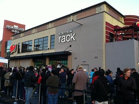 Nordstrom Rack Grand Opening Nov 8